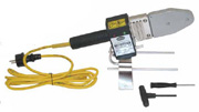 10050/TF - Сварочный аппарат для муфтовой (раструбной) сварки трубопроводов из полипропилена и других полимеров