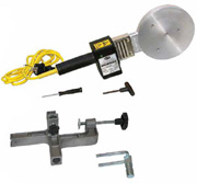 10125/TF - Мощные ручные аппараты для муфтовой (раструбной) сварки полимерных трубопроводов