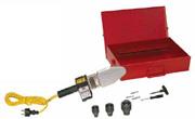 1045/M6/TFA - Профессиональный набор для муфтовой (раструбной)сварки труб и фитингов из полипропилена, полиэтилена и других термопластиков