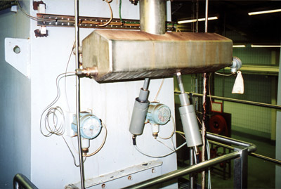 ЗЕВСОНИК® С-2 на технологическом оборудовании