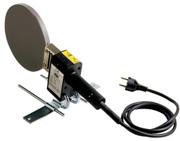 3300 - Термоэлемент для стыковой сварки труб и фитингов из полипропилена, полиэтилена и других термопластиков