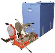 6250/N - Сварочная машина с механической подачей для стыковой сварки труб из полипропилена, полиэтилена и других термопластиков