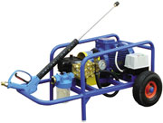Машина высокого давления «Посейдон» модель ВНА200-15-A