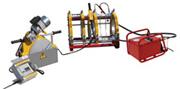 SP160 - комплектная машина для сварки напорных полимерных трубопроводов, в том числе газопроводов