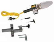 10100/TF - Ручной аппарат для муфтовой (раструбной) сварки трубопроводов из полипропилена и других полимеров